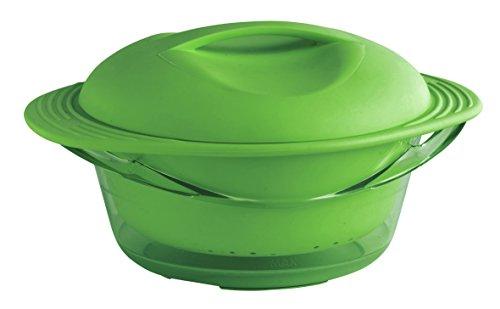 Mastrad-F70018-Cuit-Vapeur-SiliconePC-Vert-0