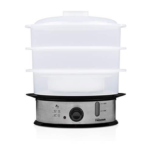 Tristar-Cuiseur-Vapeur-sans-BPA-VS-3914-Capacit-11-litres-1200-Watts-Blanc-0