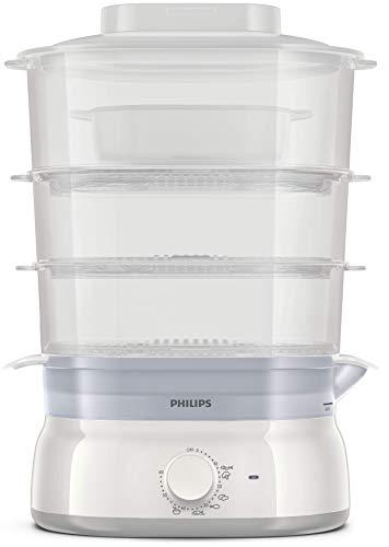Philips-HD912590-Cuiseur-vapeur-avec-infuseur-darmes-3-paniers-capacit-9-L-sans-BPA-0