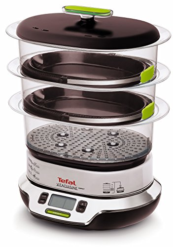 Tefal-VS4003-Cuiseur-vapeur-Vitacuisine-Compact-1800-W-avec-livre-de-recettes-en-langue-italienne-0